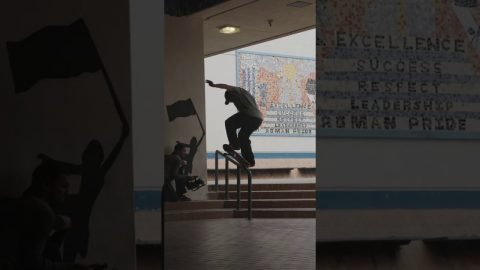 Jenkem X Keen Ramps X LA High Rail Resurrection | thejoeface1