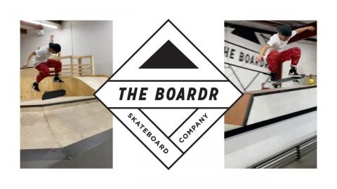 Jereme Knibbs at The Boardr HQ | TheBoardr