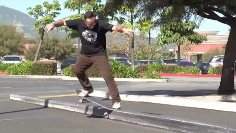 Jeremie Daclin - Free Your Spirit - Freeskatemag