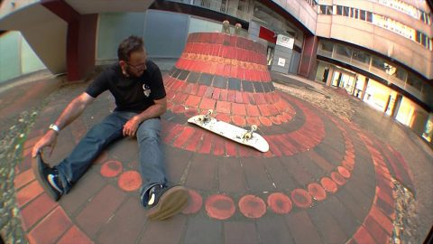 Jeremie Daclin 's Part for Free Skate Mag : Free Your Spirit | Film Trucks