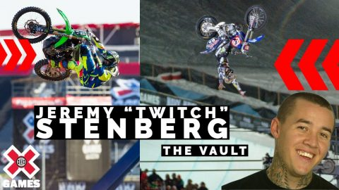 "Jeremy ""Twitch"" Stenberg: X GAMES THROWBACK 