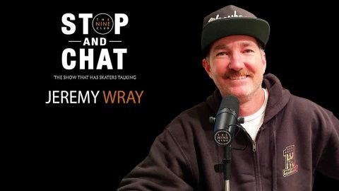 Jeremy Wray - Stop And Chat | The Nine Club With Chris Roberts | The Nine Club
