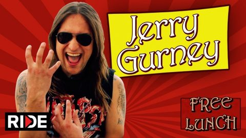 Jerry Gurney Talks Devil's Lettuce, Blood Wizard and Internet Haters - Free Lunch - RIDE Channel