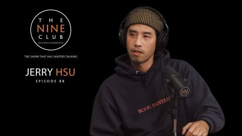 Jerry Hsu | The Nine Club With Chris Roberts - Episode 88 - The Nine Club