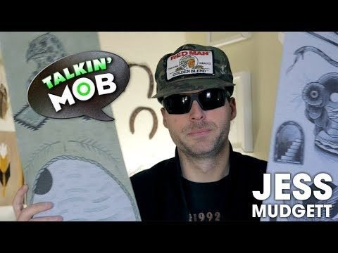 Jess Mudgett: Graphic MOB Artist Series | MOB Grip - Mob Grip