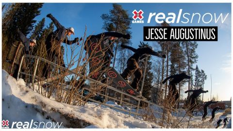 Jesse Augustinus: REAL SNOW 2020 | World of X Games | X Games