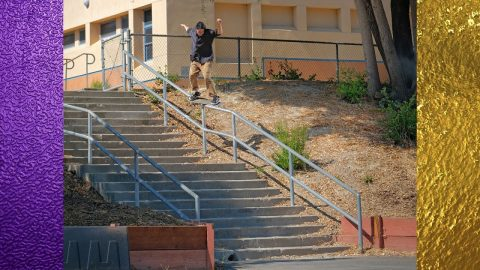 "Jesse Boudreau's ""PURPLE GOLD"" Part 