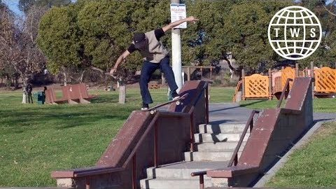 Jimmy Cascio, Ender Part in Pharmacy Boardshop's Phamily Video | TransWorld SKATEboarding