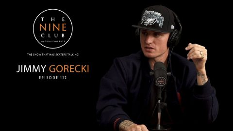 Jimmy Gorecki | The Nine Club With Chris Roberts - Episode 112 | The Nine Club