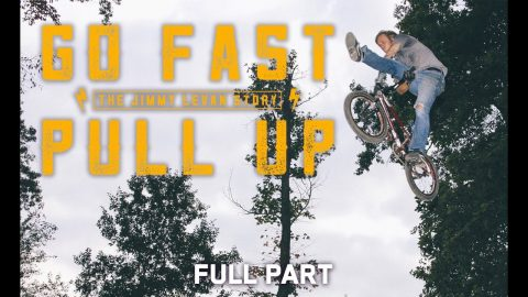 Jimmy's Lifestyle - Go Fast Pull Up - Full Part | Echoboom Sports