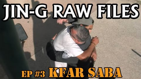 JIN-G RAW FILES | Ep #3 Kfar Saba - כפר סבא | ג'ינג'י Jin-G