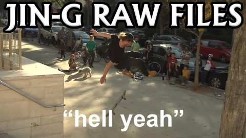 JIN-G RAW FILES   Ep #8 HELL YEAH   ג'ינג'י Jin-G