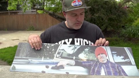 Joe Brook: Graphic MOB Griptape | MOB Grip - Mob Grip