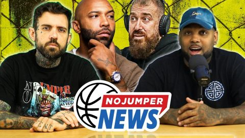 Joe Budden Reacts To DJ Vlad's Explanation of their Beef | No Jumper
