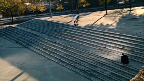 Joe Hill Part | Irregular Skateboard Magazin