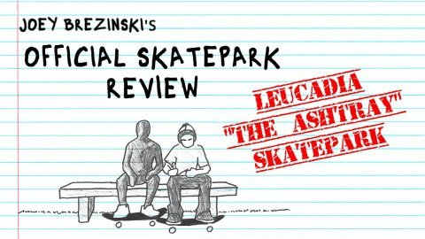 Joey Brezinski & Crew Review Leucadia Skatepark | Official Skatepark Review | Red Bull Skateboarding