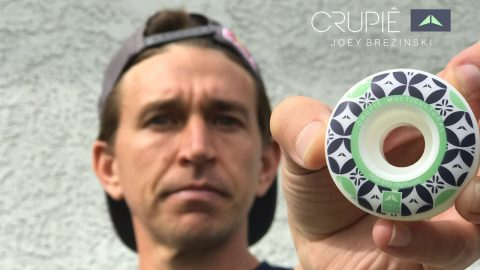 Joey Brezinski FOR CRUPIE GEOMETRIC SERIES | CRUPIE WHEELS
