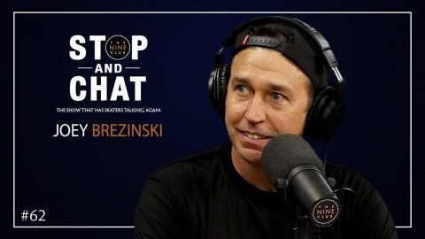 Joey Brezinski - Stop And Chat | The Nine Club With Chris Roberts | The Nine Club