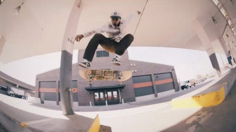 "Joey Guevara ""La Rover"" Video Part 