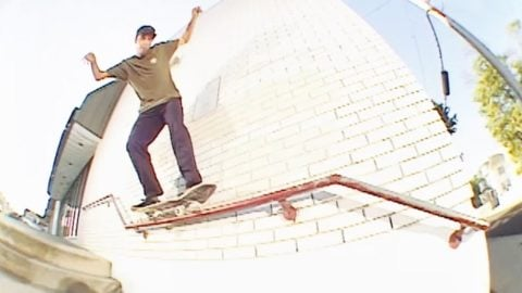 "Joey Guevara's ""Pyramid of the Sun"" Part - ThrasherMagazine"