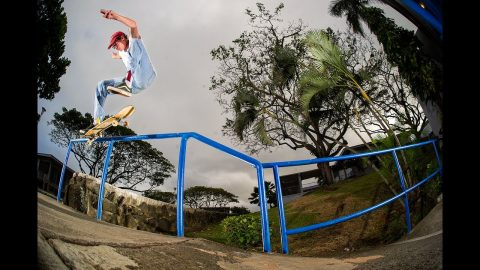 Johan Stuckey WKND Pro Part - yendoggg