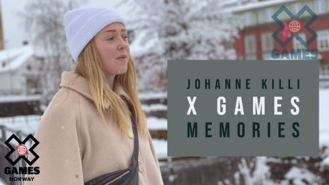 Johanne Killi: X GAMES MEMORIES | X Games Norway 2020 | X Games
