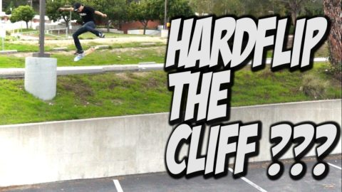 JOHN BRADFORD V.s. THE CLIFF GAP ROUND #2 - A DAY WITH NKA - Nka Vids
