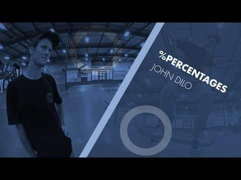 John Dilo - Percentages - The Berrics