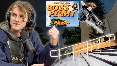 "John Dilo Reviews His ""Boss Fight"" Part With Us!! 