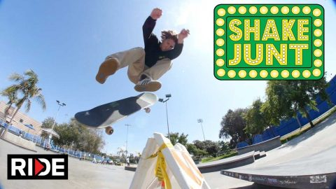 John Dilo Ride or Die - Shake Junt - RIDE Channel
