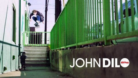 "John Dilo's ""Welcome to Almost"" Part 