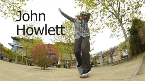 John howlett - KING OF THE DAB | Five eyes Skateboarding