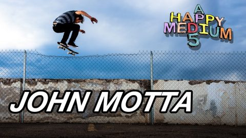 "John Motta ""A Happy Medium 5"" 