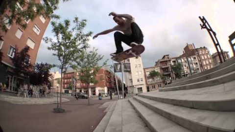 JohnnyLayton TheBerrics FullPart - The Berrics
