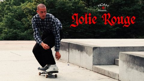 JOLIE ROUGE - Noah Clothing | greezeberg