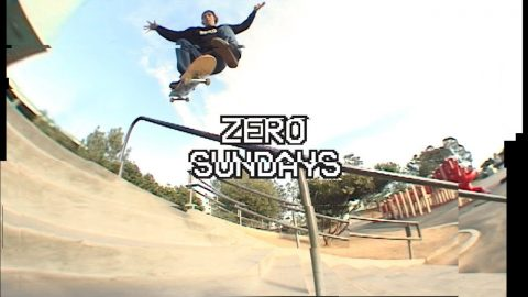 Jon Allie Archival Footage | Zero Sundays - ep 3 | Zero Skateboards