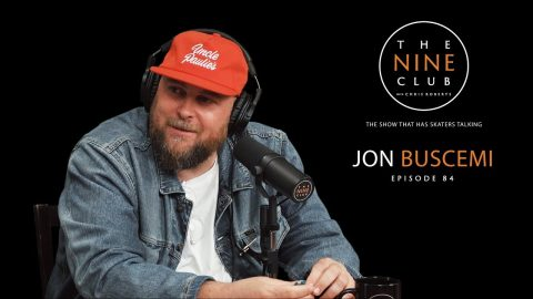 Jon Buscemi | The Nine Club With Chris Roberts - Episode 84 - The Nine Club