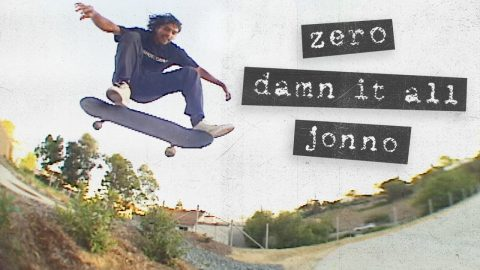 "Jonno Gaitan's ""Damn It All"" Zero Part 