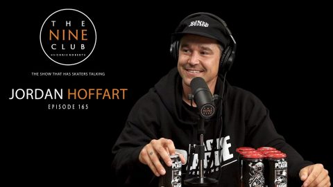 Jordan Hoffart | The Nine Club With Chris Roberts - Episode 165 | The Nine Club