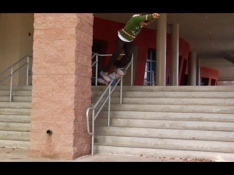 Jordan Maxham bs Feeble Pop Out Before Pillar Raw Cut - E. Clavel
