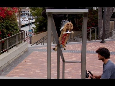 Jordan Maxham bs Over Krook Shuv Bear Trap Rail Raw Cut - E. Clavel