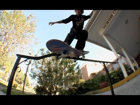 Jordan Maxham bs Smith Double Kink Raw Cut - E. Clavel