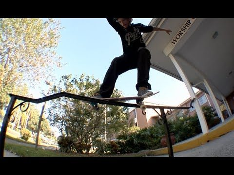 Jordan Maxham Feeble Double Kink Raw Cut - E. Clavel