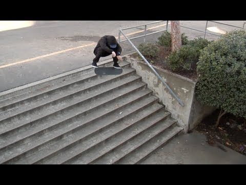 Jordan Maxham fs Flip Valley 11 Raw Uncut - E. Clavel