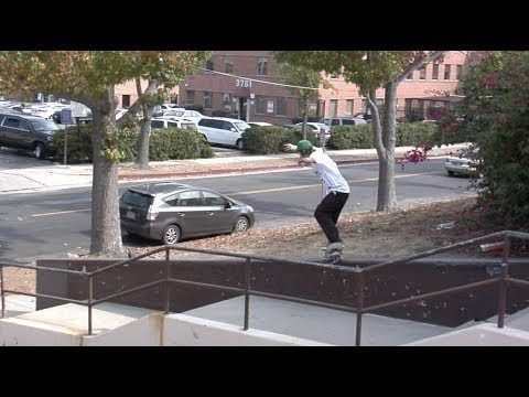 Jordan Maxham Krook Long Hubba Raw Cut - E. Clavel