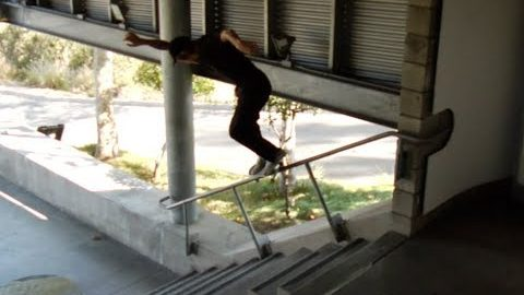 Jordan Maxham Lil Monsters bs Feeble Pop Out Before Pole Raw Cut - E. Clavel