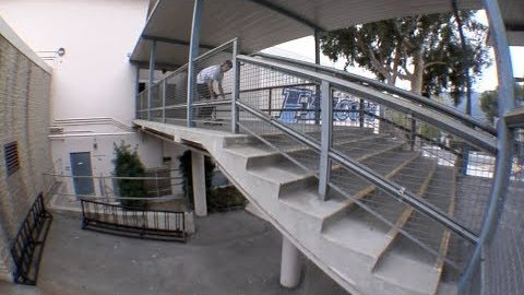 Jordan Maxham Lil Monsters bs Tail Over Death Drop Raw Cut - E. Clavel