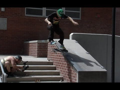 Jordan Maxham Switch fs Flip 5 0 Raw Cut - E. Clavel
