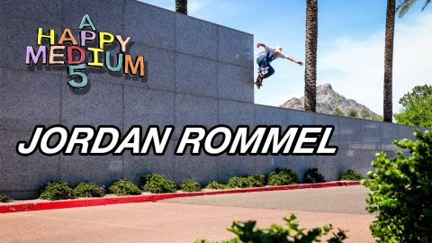 "Jordan Rommel ""A Happy Medium 5"" 