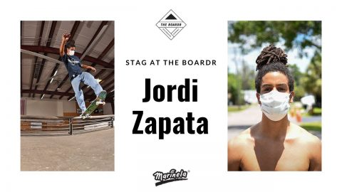 Jordi Zapata in Stag at The Boardr Presented by Marinela | TheBoardr